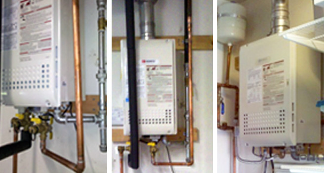 what about tankless water heaters?