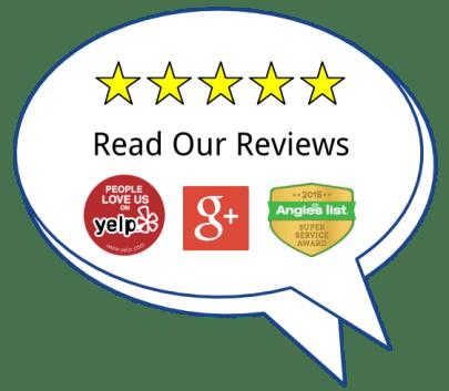 San Diego Read Our Reviews Bubbles sm