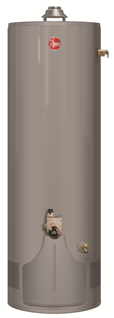 Rheem 40 gallon water heater