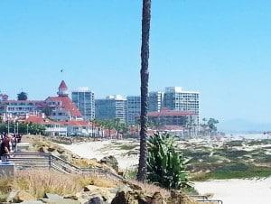 Beach San Diego Coronado